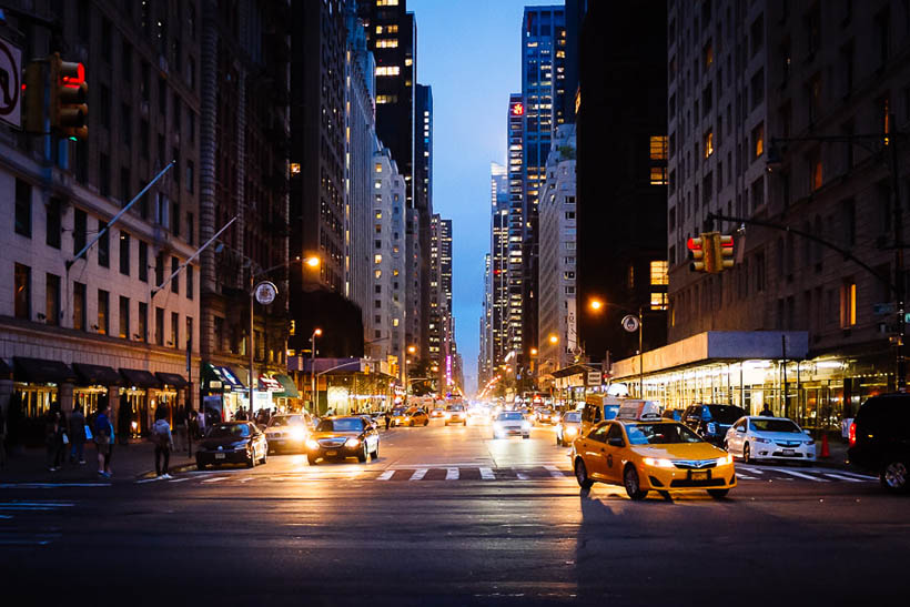 6th Avenue, Manhattan, New York City