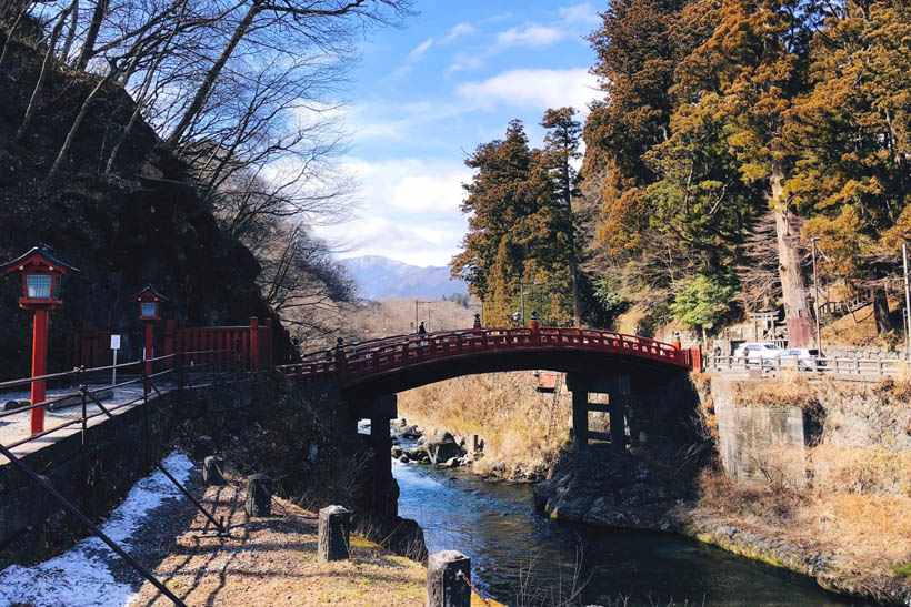 The Shinkyo Bridge