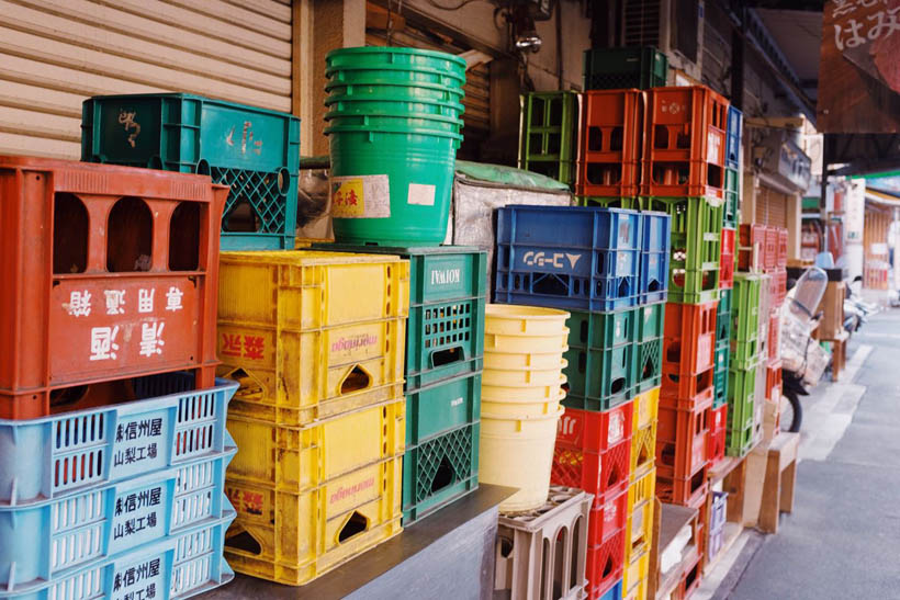 These containers are everywhere in this neighbourhood.