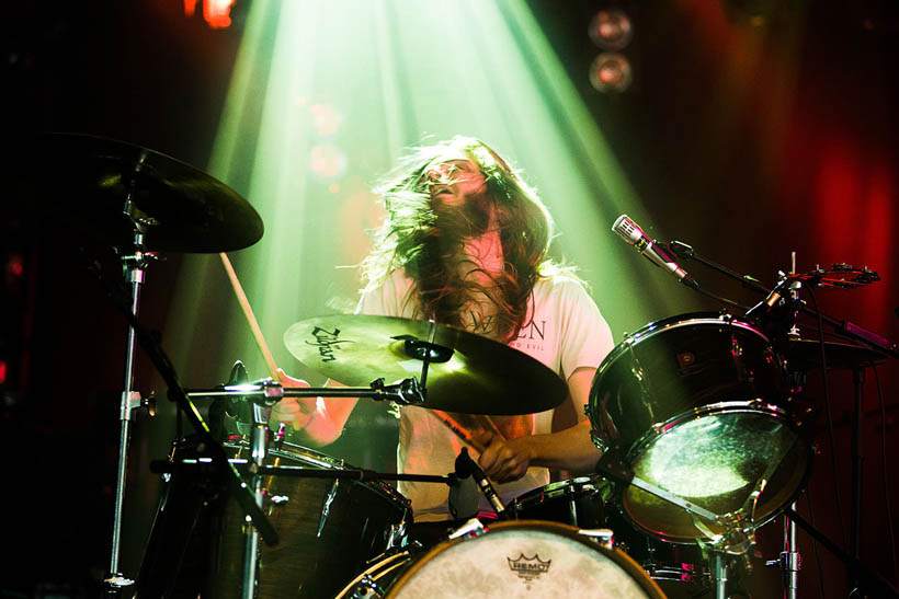 Alaska Gold Rush live at Les Nuits Botanique in Brussels, Belgium on 17 May 2015