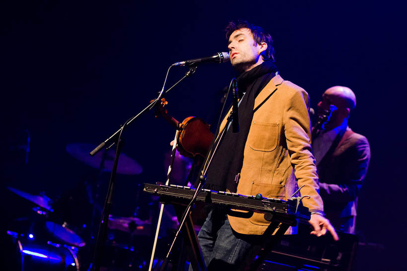 Andrew Bird - Cirque Royal - Brussels