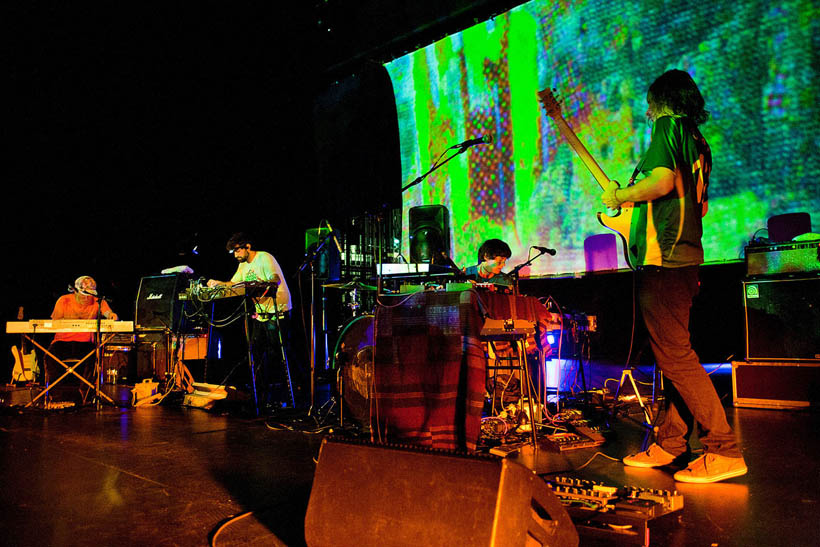 Animal Collective - Les Nuits Botanique - Brussels