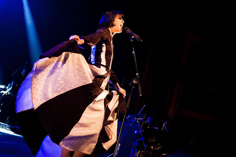 Bat For Lashes - Ancienne Belgique - Brussels