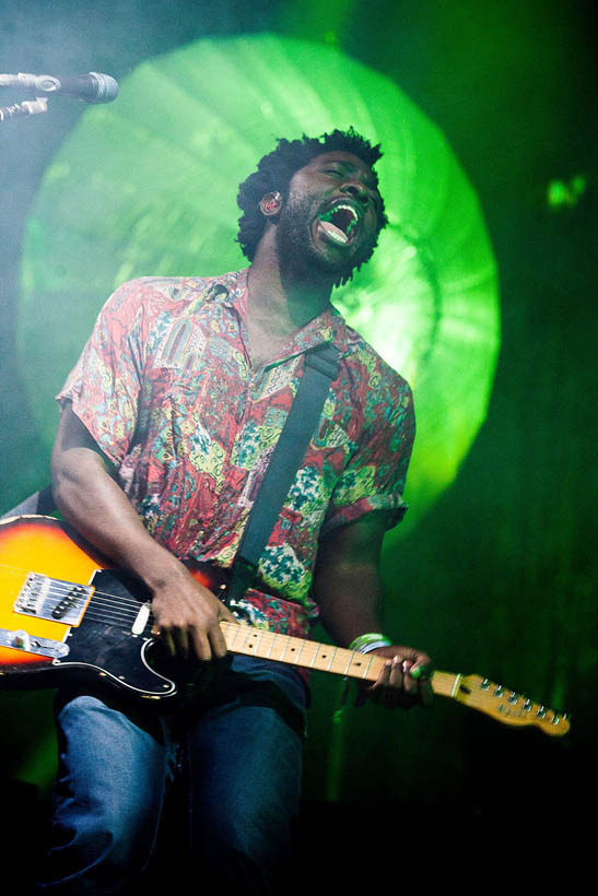 Bloc Party - Rock Werchter