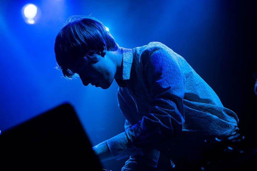 East India Youth - Ancienne Belgique - Brussels
