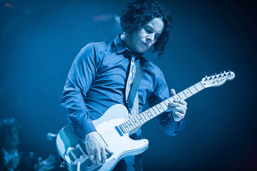 Jack White - Lotto Arena - Antwerp