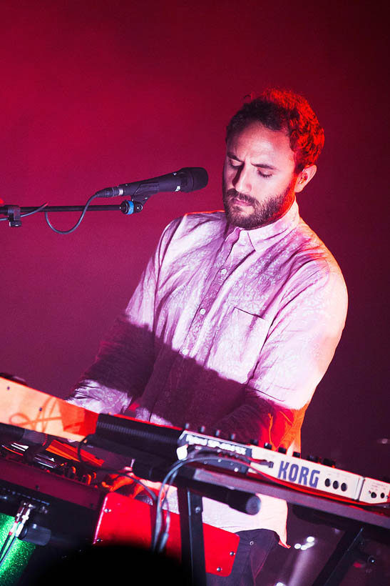Local Natives - Cirque Royal - Brussels