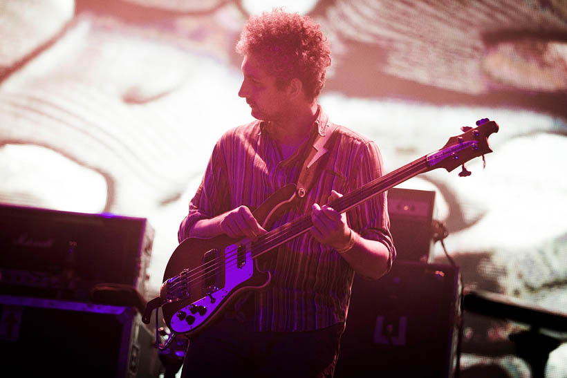 MGMT live at Rock Werchter Festival in Belgium on 6 July 2014