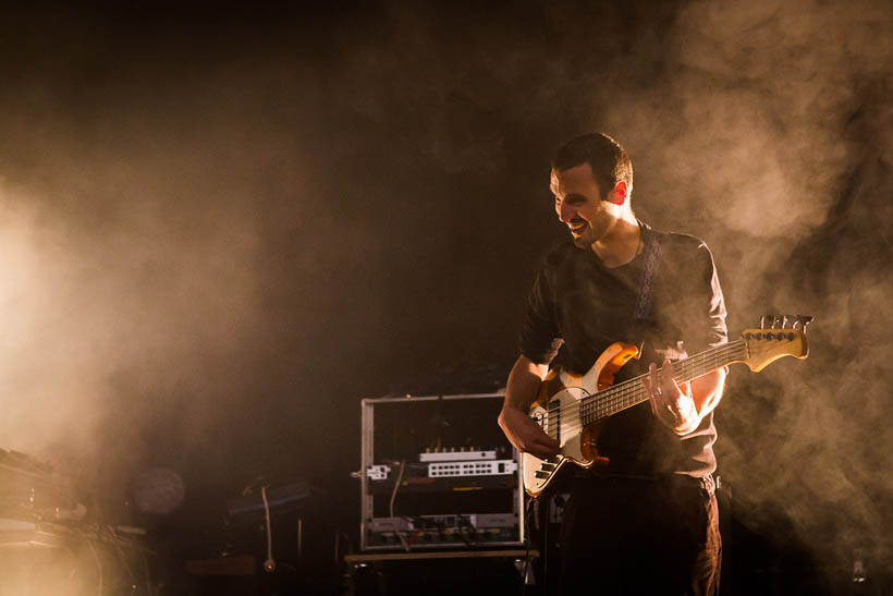 Mochelan Zoku live at Les Nuits Botanique in Brussels, Belgium on 16 May 2015