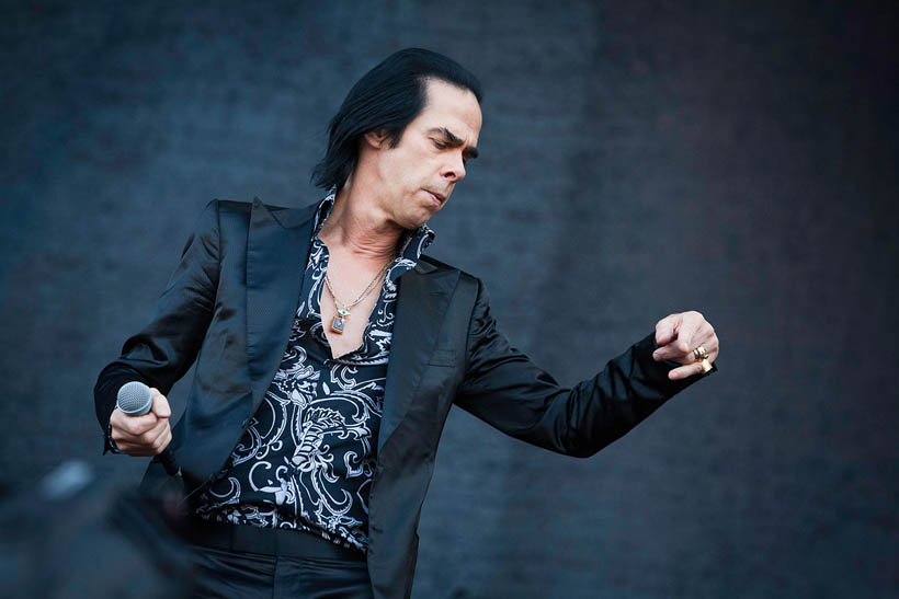 Nick Cave & The Bad Seeds - Rock Werchter
