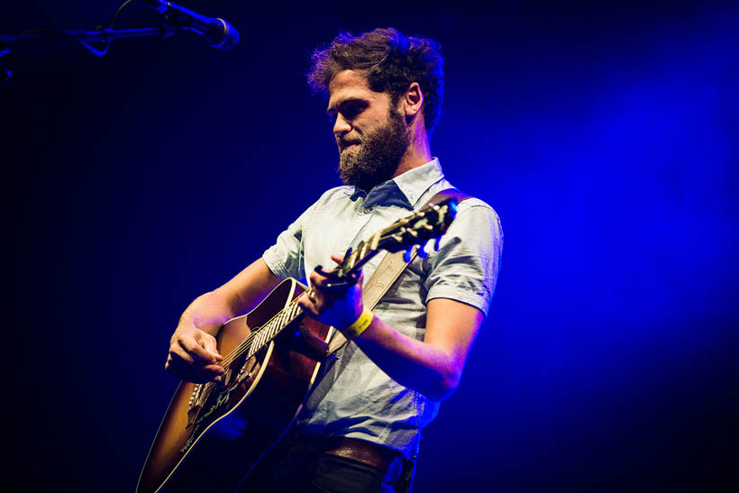 Passenger live at Rock Werchter Festival in Belgium on 6 July 2014