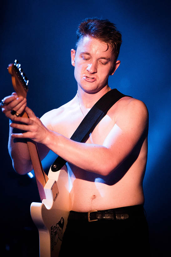 The Amazing Snakeheads - Les Nuits Botanique - Brussels
