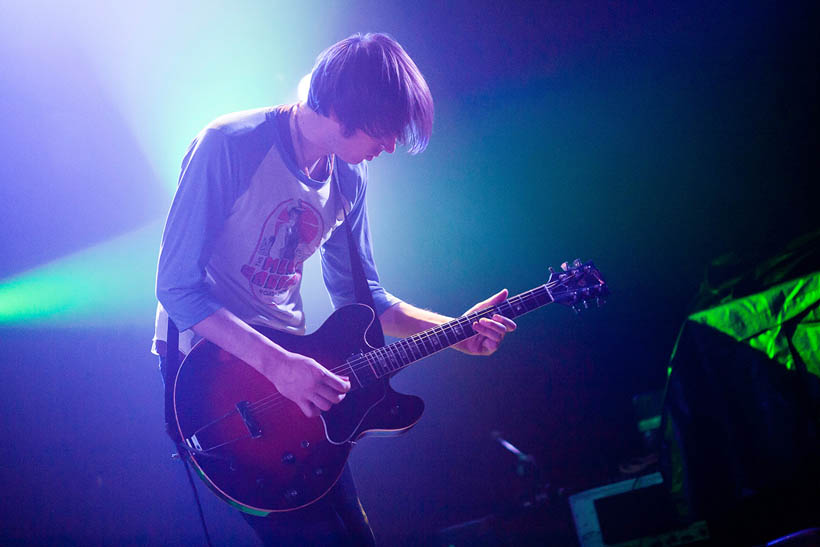 The Cribs - Botanique - Brussels