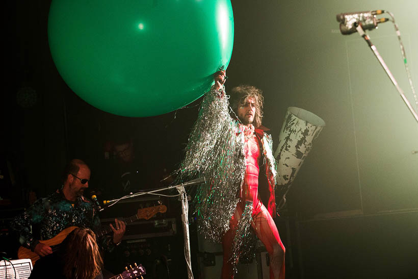 The Flaming Lips - Les Nuits Botanique - Brussels