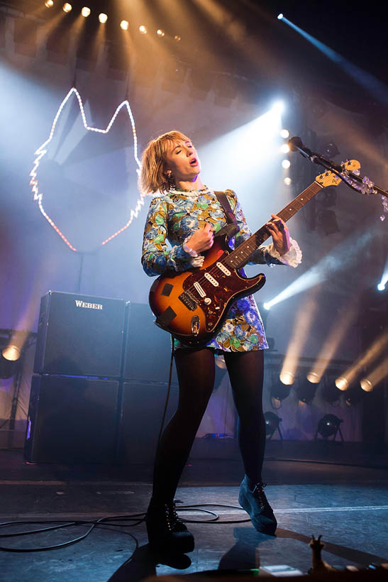 The Joy Formidable - Botanique - Brussels