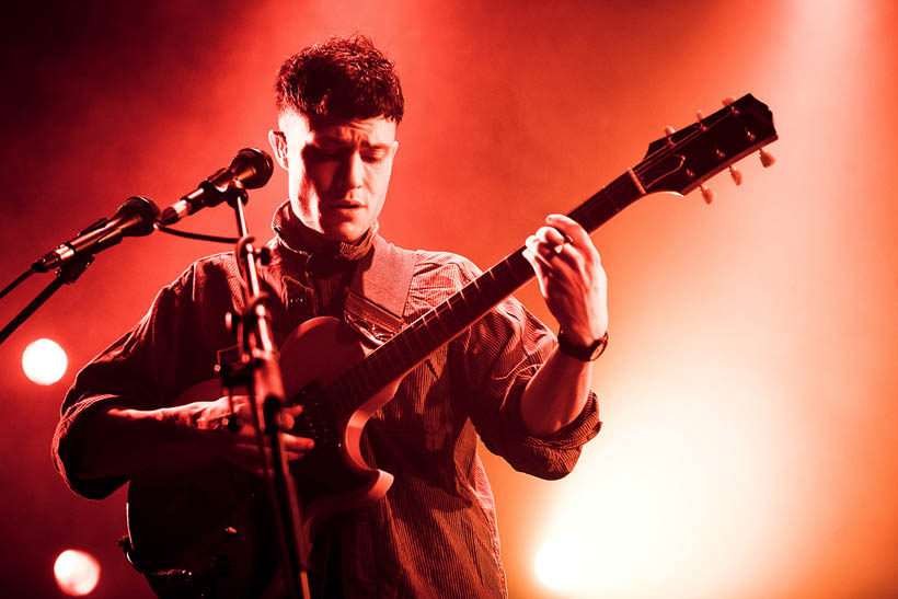 The Maccabees - Botanique - Brussels