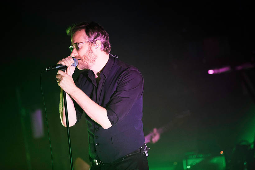 The National - Cirque Royal - Brussels