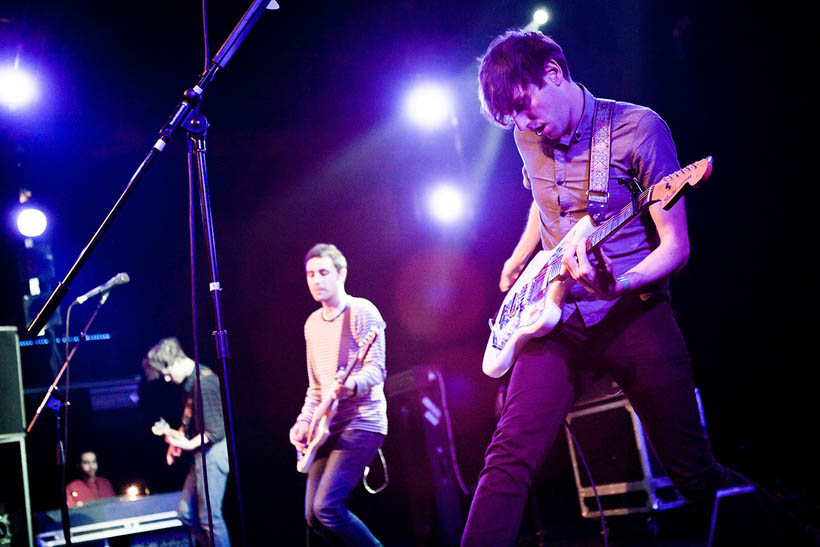 The Pains Of Being Pure At Heart - Botanique - Brussels