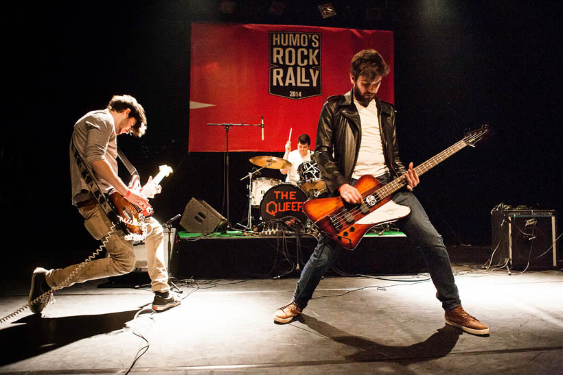 The Queefs - Humo's Rock Rally - Antwerp