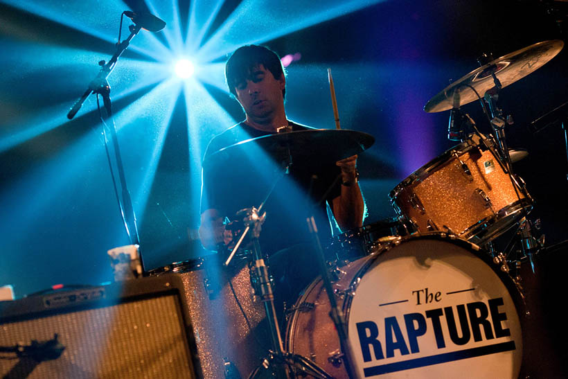 The Rapture - Dour Festival
