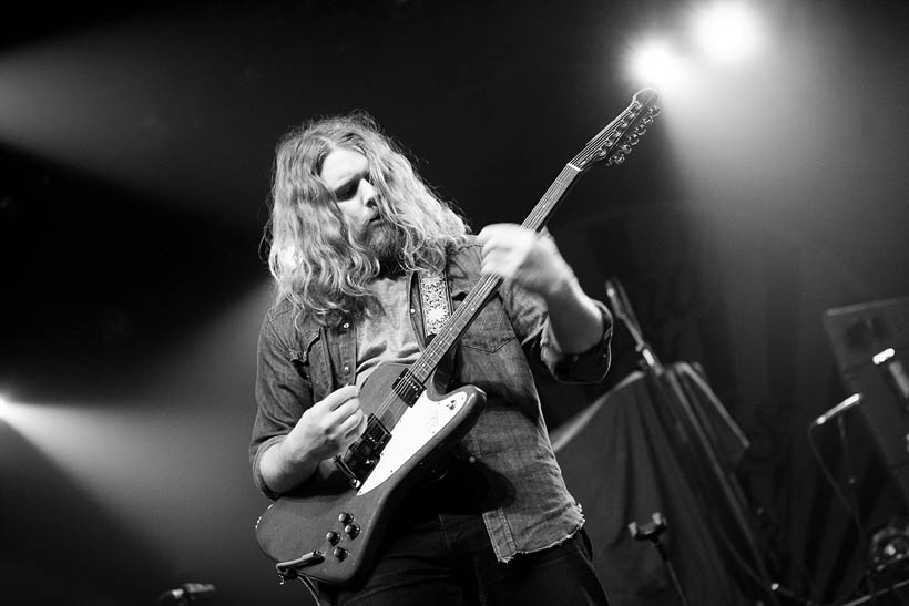 The Sheepdogs - Ancienne Belgique - Brussels