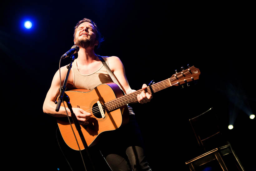 The Tallest Man On Earth live at the Ancienne Belgique in Brussels, Belgium on 30 October 2012