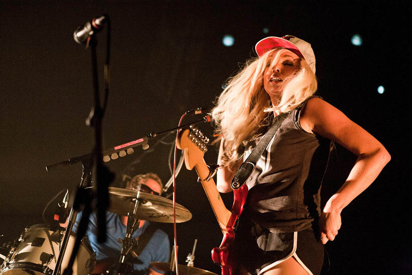 The Ting Tings - Les Nuits Botanique - Brussels
