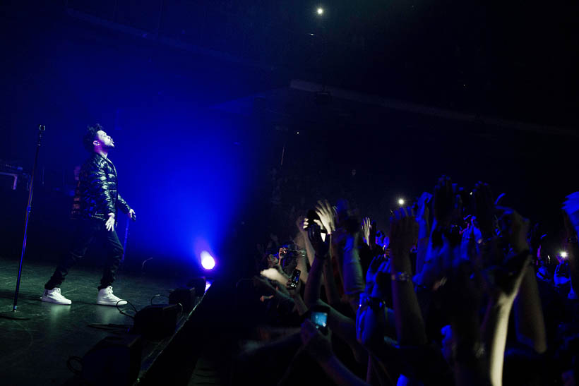 The Weeknd - Cirque Royal - Brussels