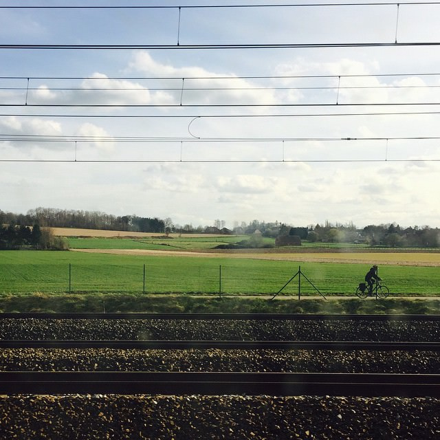 #train #nmbs #rails