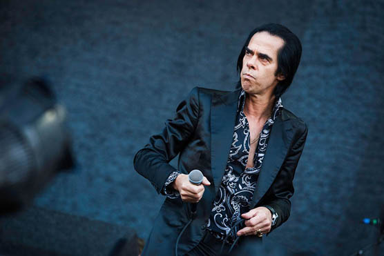 Nick Cave & the Bad Seeds at Rock Werchter