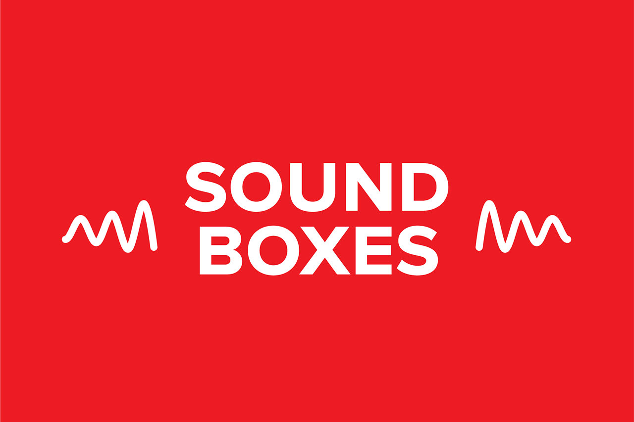 Logo for Soundboxes